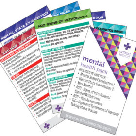 mental health pack