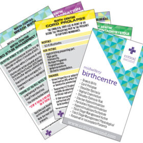 midwife birth centre pack