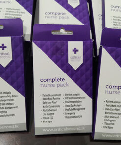 complete nurse pack