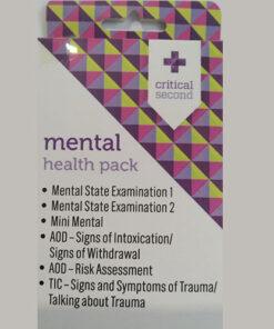mental health pack